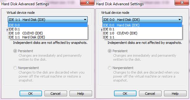 Инструкция по установке DIS на VMware Workstation, IBM T30 или GT1